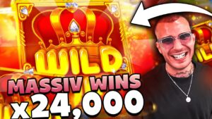Streamer novel Massive Huge Win x24.000 on Juicy Fruits slot – TOP BEST WINS OF THE DAILY !