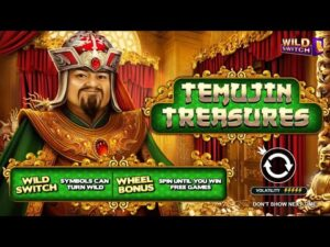 TEMUJIN TEASURES -SLOT-YENİ OYUN BİG WİN! #slot​​​ #pragmatic​​​ #bigwin​​​ #casino bonus​ #rulet