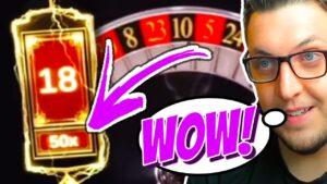 *WOW* I got Lightning Number on Crazy Time (large WIN)