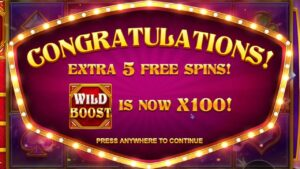 Wild Booster 100x Stage Unlocked – large Win ???