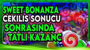 casino bonus Slot sweetness BONANZA boy Anlarda Gelen Hayat Öpücüğü Yüksek Kazanç large Win tape #sweetbonanza
