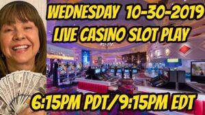 large WINNING LIVE slot play at the Peppermill casino bonus