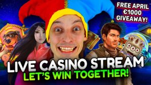 permit's win together! BONUS HUNT, BONUS BUYS as well as large WINS! Slots with mrBigSpin
