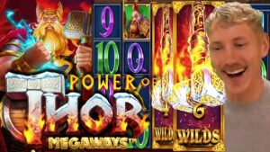 powerfulness OF THOR MEGAWAYS large WIN – OUR BIGGEST WIN SO FAR ON THIS ONLINE casino bonus SLOT