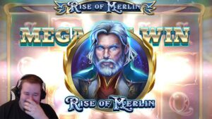 rising Of Merlin large WIN ★ Vihjeareena Twitch current