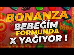 sweetness BONANZA   Rekor Katları ile Bonanza Nasıl Oynanır İzleyin! #SWEETBONANZA #BİGWİN #SLOT #CASİNO