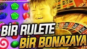 sweetness BONANZA & RULET | RULET 'TE TARİH YAZDIK EFSANE KAZANÇ..#CASİNO #SLOT #BİGWİN