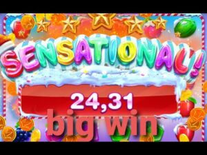 sweetness BONANZA xmas large WIN slot casino bonus