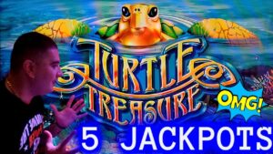 5 HANDPAY JACKPOTS & HUGE WINS | Winning large Money At casino bonus ! component-2