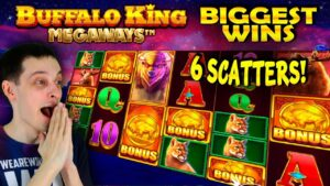 BUFFALO manly somebody monarch MEGAWAYS – WE GOT 6 SCATTERS – MY BIGGEST WINS from BONUS BUYS!