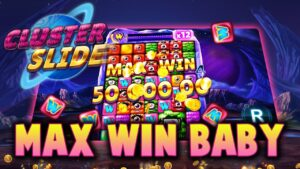 CLUSTER SLIDE ❤️ 10,000X MAX WIN!
