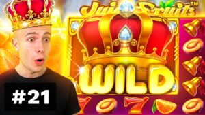 HUGE Win on powerfulness of Thor Megaways, Juicy Fruits BONUS purchase, too to a greater extent than! – AyeZee flow Highlights #21