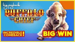 INSANE COMEBACK! Buffalo principal Slot – HUGE WIN SESSION!