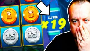 MY BIGGEST EVER WIN on SLOTS!