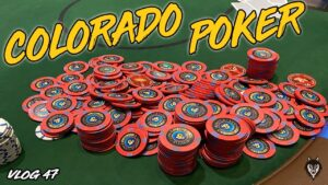 My BIGGEST WIN inward COLORADO at Ameristar casino bonus!! | Poker Vlog #47