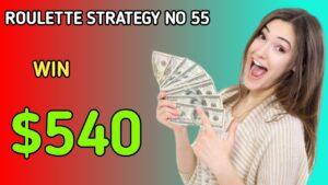 Roulette strategy ep no 55||large win||casino bonus||gambling||Roulette channel