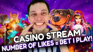 🔴SLOTS LIVE casino bonus current: large WINS BONUS BUYS as well as novel SLOT GAMES with mrBigSpin!