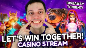 🔴SLOTS LIVE: large WINS, BONUS BUYS in addition to novel SLOT GAMES with mrBigSpin!