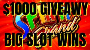 SPIN IT GRAND SLOT WINS GIVEAWAY competition casino bonus GAMES  SLOT MACHINES large BET liberate GAMES characteristic WIN