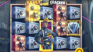 Vault Cracker large Win – May 1st Draw Results