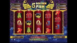 alt casino bonus 5 golden fish unlimited scatter large win.