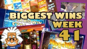 casino bonus Bonus master copy Twitch – Biggest Wins Bonus Games – calendar week 41 – 2018