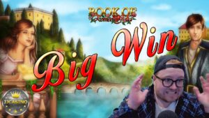 large WIN AT volume OF ROMEO&JULIA!!! ONLINE casino bonus SLOT WIN FROM JJCASINO´S LIVE flow