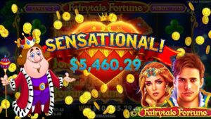 large WIN ✨ Fairytale 🏰 Fortune POKIES WIN Slot Machine – casino bonus unloose SPINS on $75 Spin