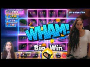 large Win on Hypernova $10/Bet | Chumba casino bonus | existent Money
