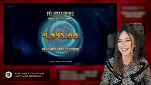 🦈 large win sur Razor Shark ! 5000€ 🦈