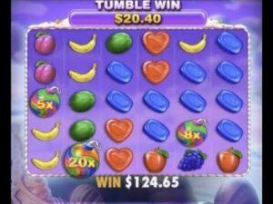 sugariness Bonanza (Pragmatic Play) – Freespin Mega large Win