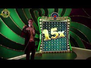 15x Multiplier 1500x Cash Hunt large WIN!!!