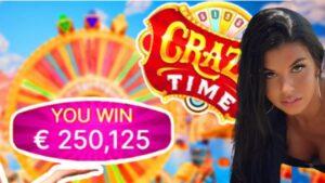Crazy Time   TOP 10 Biggest Wins Ever! Bitcoin casino bonus Best Crypto