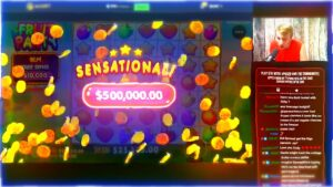 BEST tape WINS OF THE calendar week ★ $1,000,000 large WIN ON FRUIT political party