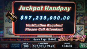 Biggest Cleopatra 2 Bonus circular Jackpot EVER!!