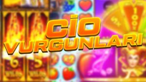 CASİNO CİO VURGUN ANLARI 🎉🤑 Slot Oyunları -Rulet   Büyük Vurgun   large Win   Mega Win