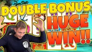 Captain Venture large WIN Compilation – Huge Win on casino bonus Games from Casinodaddy