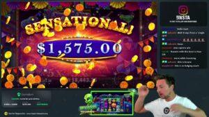 Hot Fiesta novel MAX WIN ★ large WINS casino bonus!!