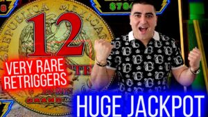 My BIGGEST JACKPOT ON Lightning Link Wild Chuco Slot   Winning Mega Bucks On Slot