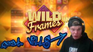 Wild Frames HUGE WIN Feat. Ville ★ Vihjeareena Twitch current