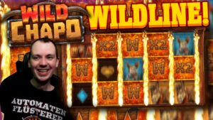 WildLine large WIN Wild Chapo Slot in addition to Nitropolis 2 Super Bonus purchase in addition to Super Bonus at paw of Midas