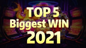 casino bonus Online Games – Wow! TOP 5 Biggest WIN inward  (2021) come upwards On & SPIN Together!