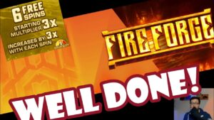flame Forge – large WIN! – good done!