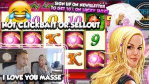 large WIN!!!! Lucky Ladys Charm – casino bonus Games – bonus circular (casino bonus Slots)