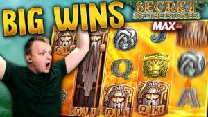 large WINS on Secret of the Stones – 2 Bonuses!