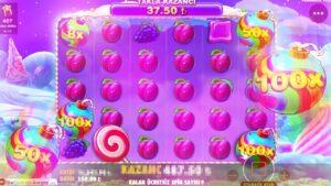 sweetness BONANZA 35K 🤑 🍭 200 TL ÇEKİLİŞ VAR💰 Slot Oyunları -Rulet | Büyük Vurgun | large Win | Mega Win