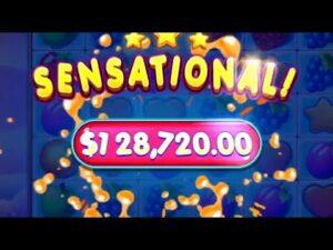 HIGHLIGHTS 2nd 💰 TOP MEGA WINS inwards ONLINE casino bonus 💰 BEST SLOTS