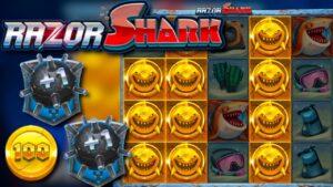TOP 5 Razor Shark BIGGEST WINS OF THE calendar week!! #17