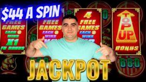 Bonuses & HANDPAY JACKPOT On High boundary Prancing Pigs Slot | Live Slot Play At casino bonus | SE-2 | EP-3
