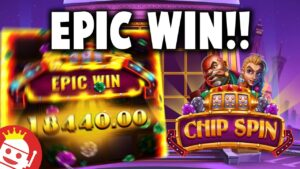 CHIP SPIN ✨ MASSIVE large WIN!